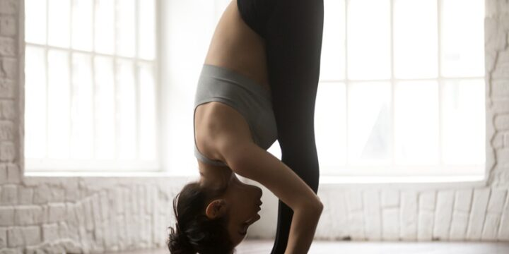 Uttanasana (Standing Forward Bend) : How to do It, Benefits, Step by Step Instruction, Precautions and Safety