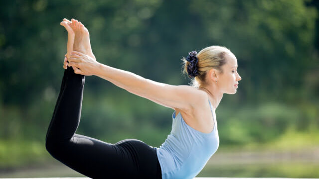 Dhanurasana or Bow Pose : How to Do It, Benefits, Step By Step Instructions & Precaution